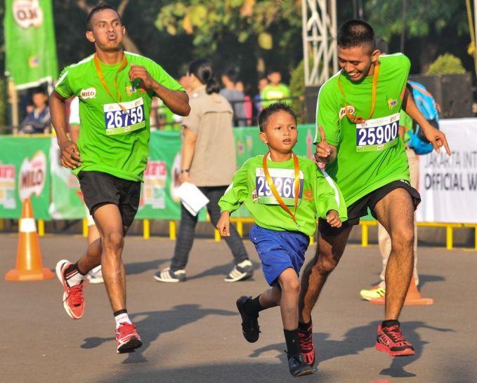 Selain Sehat dan Bugar, Mengajarkan Olahraga Pada Anak Sejak Dini Juga Punya Manfaat Lain Lho? Ini Dia 7 Diantaranya