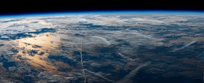 10 Foto Tempat di Berbagai Belahan Bumi yang Diambil dari Luar Angkasa, Menakjubkan !