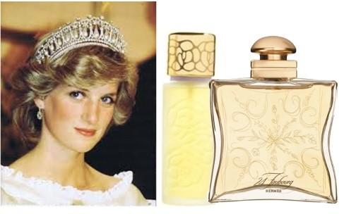 Rahasia berikutnya ialah tidak pernah keluar rumah tanpa menyemprotkan parfum. Parfum ini semacam sentuhan akhir dari kecantikan Putri Diana. Jadi makin lengkap jika memakai parfum.