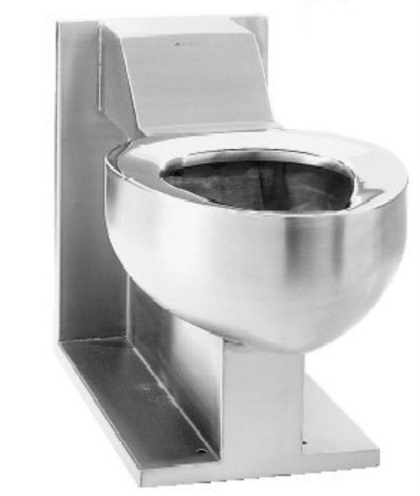 Toilet Nggak cuma mobil, ternyata toilet juga ada yang memiliki daya tahan paling kuat sedunia. Dibuat oleh National Hospitality Suppy, dikatakan toilet ini nggak akan berubah warna, dapat bertahan dari segala noda, dan terbuat dari bahan yang emang nyaris mustahil untuk dihancurkan.