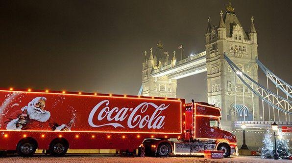 Coca Cola Coca Cola adalah brand pertama yang berhasil memperolah Consumer Reach Points sebesar 6,3 juta. Minuman berkarbonas ini selalu tersedia di berbagai toko besar hingga warung kecil. Jadi nggak heran jika Cola-cola menjadi peringkat pertama dalam daftar ini. (gambar : coca-cola.co.uk)