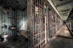 Seramnya Keadaan Penjara yang Sudah Tak Terpakai lagi, Berani Uji Nyali Disini?