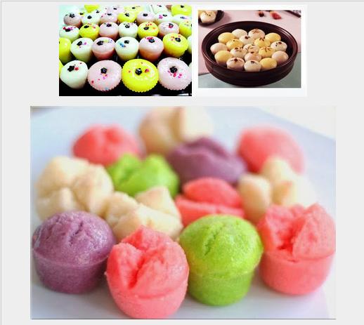 Jeungpyon dan kue apem Sama-sama terbuat dari tepung beras, Cuma beda cara penyajiannya. Jeungpyon disajikan saat musim panas kalau kue apem kapan saja dan dimana saja ada kue apem.
