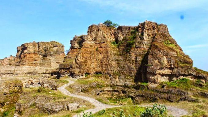 Brown Canyon, Semarang Ini diluar negeri apa didalam negeri pulsker? Ini didalam negeri lho pulsker di semarang. Nggak kalah kerennya sama yang di Amerika Serikat nih.