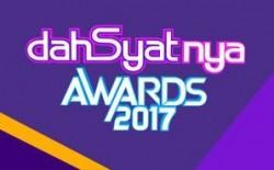 Nominasi Dahsyat Awards 2017