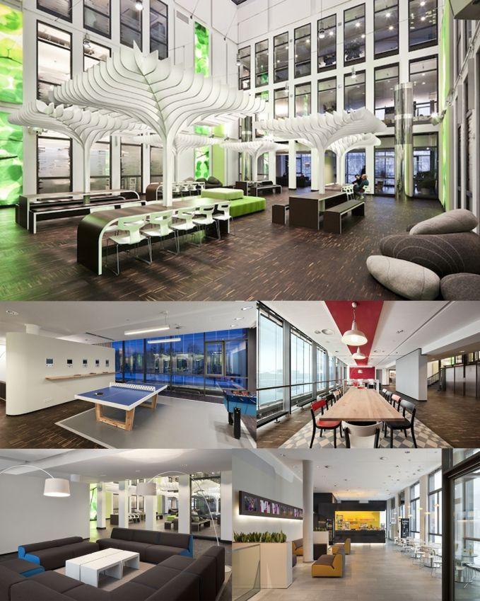MTV, Berlin. Perusahaannya bener-bener bikin karyawannya nyaman ada dikantor nih pulsker.
