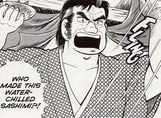 "Oishinbo – 130 juta Mungkin nggak banyak yang tahu tentang manga Oishinbo ini, tapi manga ini sangat populer di Jepang dan sudah terjual sebanyak 130 juta kopi. Judul manga ini adalah gabungan dari bahasa Jepang ""Oishii"" (lezat) dan ""Kuishinbo"" (tukang makan). Seri ini akan mengajakmu untuk bepertualang bersama wartawan kuliner Shiro Yamaoka dan pasangannya."