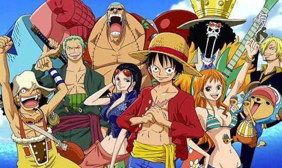 One Piece – 320 juta Tebakanmu benar Pulsker, One Piece adalah best of the best manga yang pernah ada. Manga ini berada di urutan nomor satu dan berhasil terjual sebanyak 320 juta kopi. Manga ini berceritakan tentang kapten bajak laut bernama Luffy dan kru-nya yang berambisi untuk menjadi bajak laut nomor satu di dunia, dan juga menemukan harta karun One Piece. Dibuat oleh Eiichiro Oda yang jenius, kamu akan dibuat tertawa, marah, terharu dan menangis.