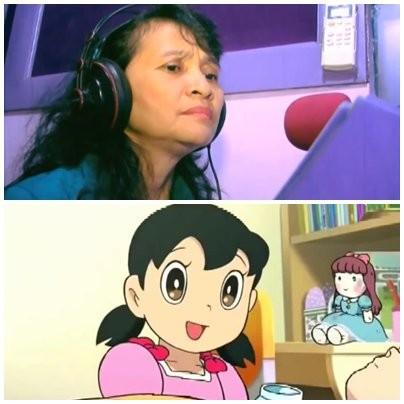 Shizuka gadis kecil yang lemah lembut ditaksir oleh nobita. Tapi siapa kah yang ada dibalik karakter suaranya yang lembut itu? Jessy Milianty. Ia memulainya dari tahun 2008.