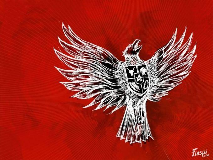 Garuda Garuda adalah simbol nasionalNegara Indonesia. Garuda didasarkan pada cerita rakyat Hindu tentang Dewa Vishnu/Wisnu (penjaga dewa triad suci Hindu). Burung garuda sendiri hanya ada di Indonesia.