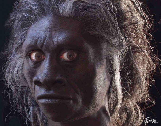 Ebu Gogo Ebu Gogo adalah makhluk mitos yang berasal dari Flores, Nusa Tenggara Timur. Di NTT, ada sebuah cerita menakutkan tentang makhluk kecil berbulu yang sering mengembara di sekitar desa yang terletak di dekat hutan ini. Beberapa fakta seram tentang makhluk ini adalah Kata Ebu berarti perempuan tua dan Gogo berarti makan segala sesuatu. Jadi, Ebu Gogo dapat diterjemahkan sebagai seorang wanita tua yang makan segalanya..hii..