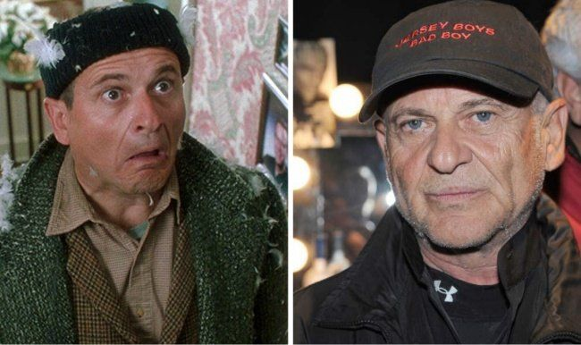 Joe Pesci Kenal dengan wajah ini kan pulsker? Joe pesci yang menjadi penjahat dalam film ini. Sekarang sudah tua, walaupun tua dia masih tetap eksis didunia perfilman.