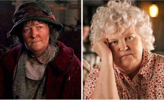 Brenda Fricker Kalau yang ini pemeran dalam film home alone seri ke-2 pulsker. Yang berpemeran sebagai Pigeon Lady. Kebanyakan pemerannya masih eksis dalam dunia perfilman puslker.