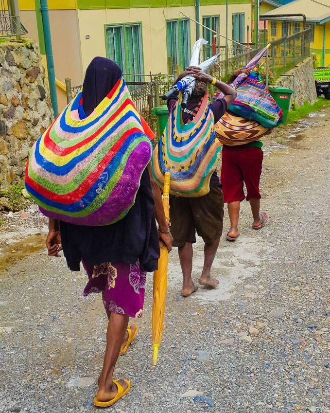 7 Hal Menarik Tentang Noken, Tas Asli Masyarakat Papua ...
