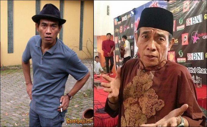 Topan Muhammad Sugianto Lebih tepatnya Topan Muhammad Sugianto adalah anggota dari grup lawak ketoprak humor. Topan merupakan kakak dari almarhum pelawak Leysus.