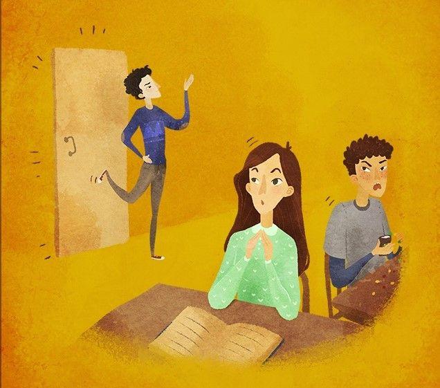 Orang yang suka cari perhatian, tipe ini sering melakukan hal-hal yang dapat menarik perhatian orang lain dengan alasan tertentu.