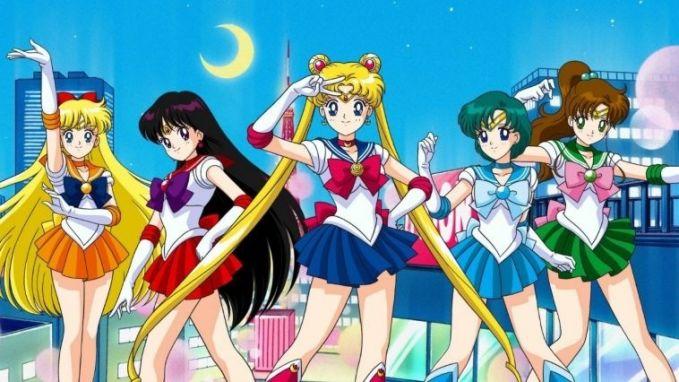 Sailormoon Kartun favorit anak gadis jaman dulu nih, yaitu kumpulan superhero cewek yang mempunyai kekuatan super untuk menumpas kejahatan. Planet mana yang jadi karakter favorotmu ladies?
