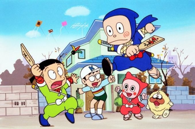 Ninja Hatori Yang masih ingat dengan lagu soundtrack kartun ninja Hatori, mana suaranya?? Katun ini dulu ditayangkan setiap hari minggu. Tapi sayangnya udah nggak ada TV yang menayangkan kartun yang bercerita tentang ninja jagoan ini..hiks