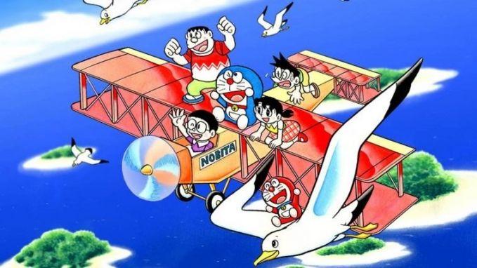 Doraemon Kartun favorit sepanjang masa nih, yaitu kumpulan anak SD yang punya sahabat robot kucing dari masa depan yang bisa mengeluarkan benda futuristik dari kantong ajaibnya. Dihari-hari tertentu, kartun Doraemon juga sering ditayangkan lho Pulsker.