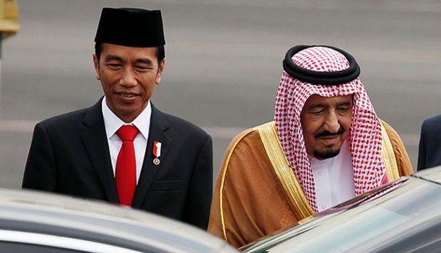 7 Kehebohan Netizen di Dunia Maya Saat Kunjungan Raja Salman ke Indonesia