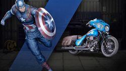 Deretan Motor Harley-Davidson yang Terinspirasi dari Sosok Superhero, Jadi Pengen Punya Nih !