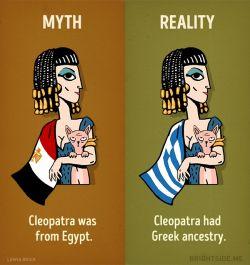 9 Sejarah Ini Ternyata Memiliki Fakta dan Mitos Di Dalamnya!