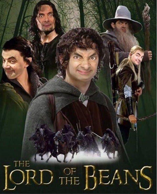 Kenapa semua aktornya berwajah Bean? Kan engga asik... -,-