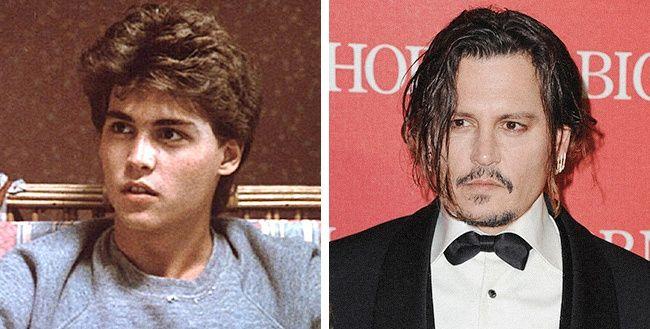 Sosok Johnny Depp sohor lewat serial film Pirates of Caribeannya pulsker. Tapi tak banyak yang tau gimana wajah sosok aktor 53 tahun itu saat bermain dalam 'A Nightmare on Elm Street' tahun 1984 silam.