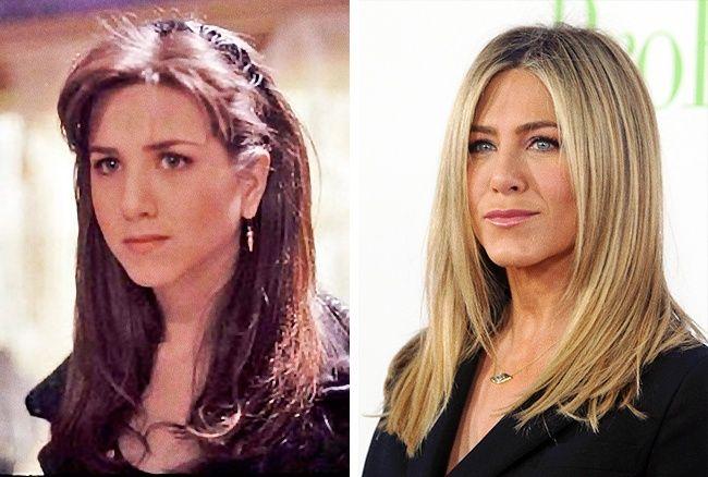Dalam film 'Leprechaun' tahun 1993 silam Jennifer Aniston masoh terlihat muda banget ya pulsker?. Sekarang aktris 48 tahun ini sibuk mengendorse sejumlah produk.
