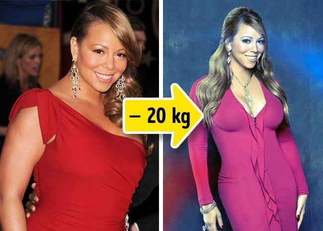 Operasi Lengan Lambung Bikin Mariah Carey Langsing Seketika, Ini Buktinya