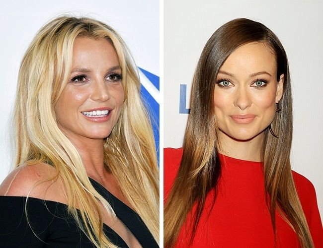 Pertama ada Britney Spears dan Olivia Wilde yang punya kebiasaan buruk dan bikin ilfil penggemarnya. Yakni mereka suka menggerogoti kuku pulsker. Walaupun ini sudah lumrah, tapi kalau selebirits dunia yang melakukannya gimana gitu ya?.
