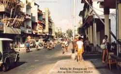 Kumpulan Foto Potret Kehidupan Bali Tempo Dulu yang Tenang dan Tak Seramai Saat Ini