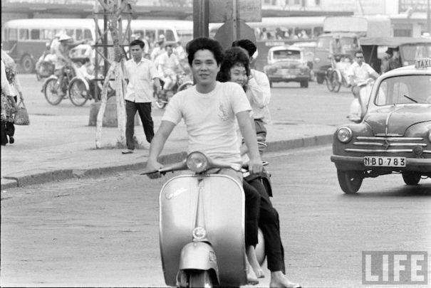 Potret Kehidupan Kota Saigon Tahun 60 An Yang Jarang Diketahui Orang