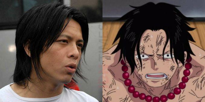 Gaya rambut gondrong Ariel saat di Peterpan dulu juga mirip dengan Port D. Ace (One Piece).
