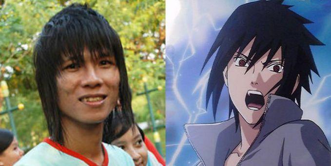 Nah, kamu nggak bisa menyangkal kalau Andika ex Kangen Band dulu mirip banget sama Uchiha Sasuke (Naruto).