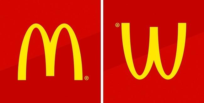 Makna dari garis emas pada logo ini adalah simbol garis emas ini terlihat serupa dengan gambar payudara wanita yang terbalik dan karena itu mengingatkan orang akan masa kecil mereka yang riang.