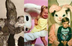 Duh, 10 Badut Kelinci Ini Bukannya Bikin Anak-Anak Tertawa Tapi Malah Bikin Ketakutan dan Nangis
