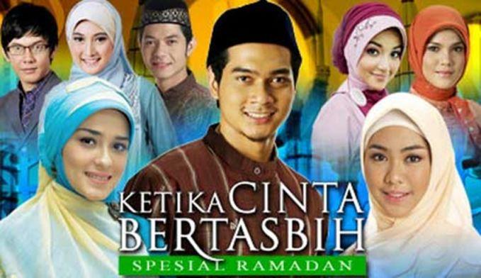 Bahkan film juga dijadikan sintron yaitu Ketika Cinta Bertasbih yang diperankan oleh Okky Setiana Dewi.