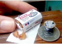 Keren, Walaupun 11 Benda Ini Cuma Miniatur Tapi Bentuknya Detail Banget Seperti Aslinya