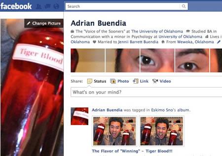Tuh bisa kalian liat gimana foto aslinya dengan foto profil yang udah dibagi-bagi pulsker.