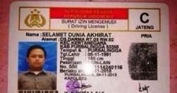 Daftar 11 Nama Orang Paling Unik yang Cuma Ada di Indonesia