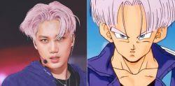 K-Pop Lovers, Begini Nih Idola Kalian Mirip Sama Tokoh Anime Terkenal