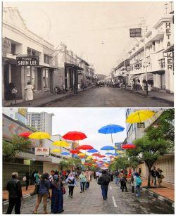 9 Potret Kawasan Kota Bandung Dulu dan Sekarang, Keren Mana Nih?