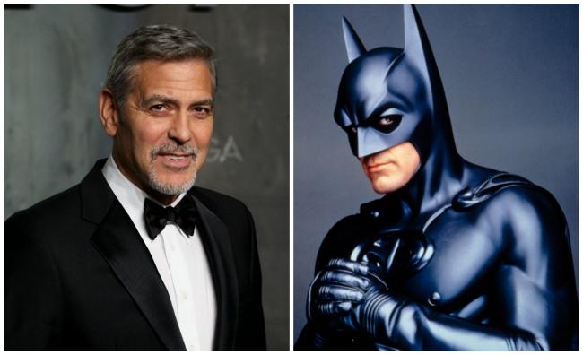 George Clooney dalam film Batman & Robin, George merupakan seorang aktor yang hebat, namun ia ternyata menyesali perannya dalam film batman dan meminta maaf pada pemeran Batman sebelumnya, Adam West.