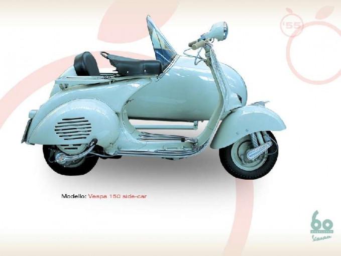 Nah, kalau vespa 150 Side Car lansiran tahun 1955 ini banyak dicari karena desainnya yang unik. Nggak cuma itu, ini juga merupakan vespa pertama dengan kapasitas 150 cc. Itu dia Pulsker beberapa jenis Vespa yang langka dan paling banyak dicari orang. Tertarik juga nggak nih buat ngoleksi satu dari ketujuh seri tersebut?. Atau kesemuanya, boleh juga lho.