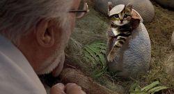 Gini Nih Jadinya Kalo Dinosaurus di Jurassic Park Diganti Sama Kucing, Epic!