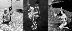 Nggak Nyangka! Ternyata Foto di Dalam Air Ini Sudah Ada Sejak Jaman Dulu