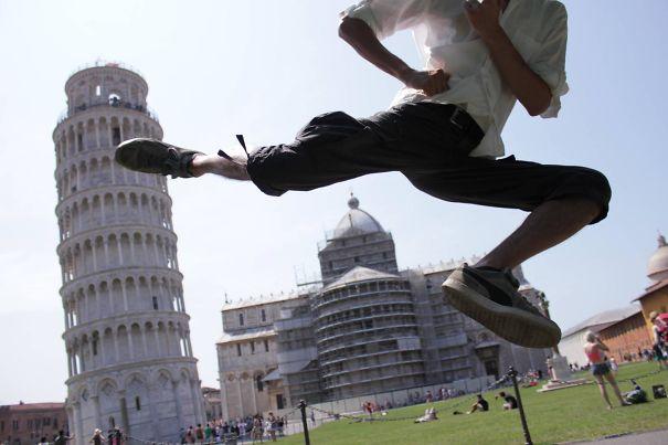 Ternyata ini nih Pulsker alasan kenapa setiap tahun kemiringan menara Pisa bertambah. Ckckck