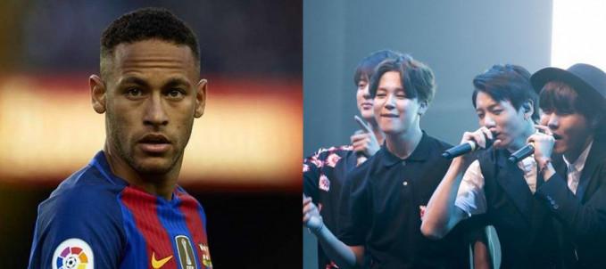Buat kalian K-Popers sekaligus Fans Neymar, kalian bisa minta beliin tiket nih. Karena gaji Neymar per minggu dapat membeli 3k tiket konser K-Pop. :V