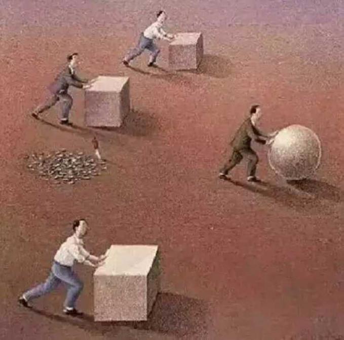 Dalam hidup, nggak cuma kerja keras saja yang dibutuhkan. Namun, bagaimana kita bisa memahami situasi dan dapat mengambil jalan keluar dari semua masalah secara sehat.